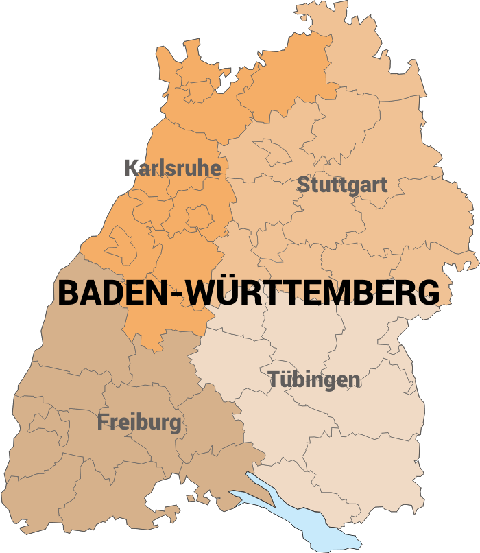 Ausgabgssperre Baden Württemberg