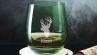 Besonderes Whiskyglas mit persönlicher Gravur des Namens