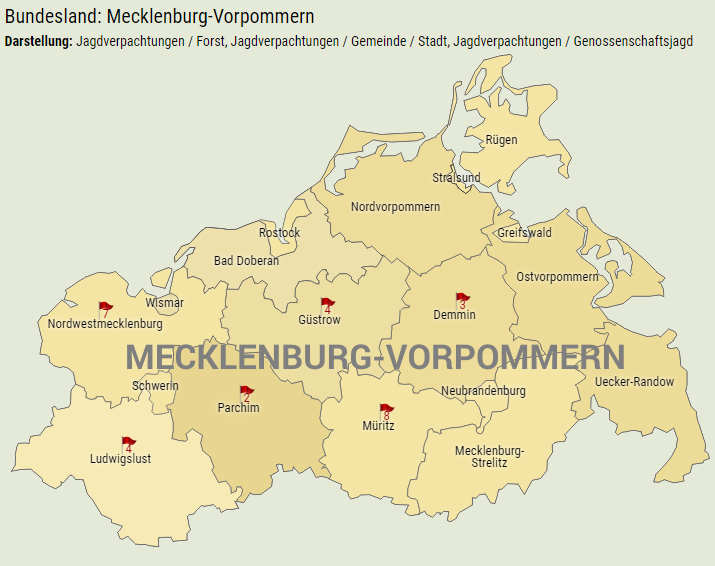 Jagdverpachtung