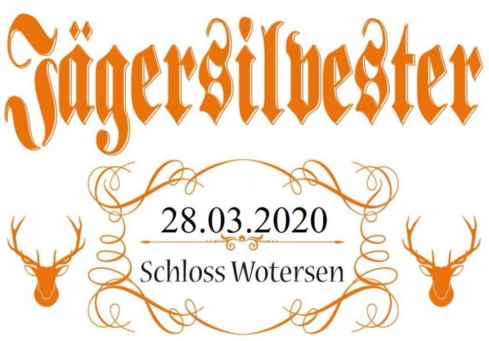 Jägersilvester, Basthorst, Wotersen.2020
