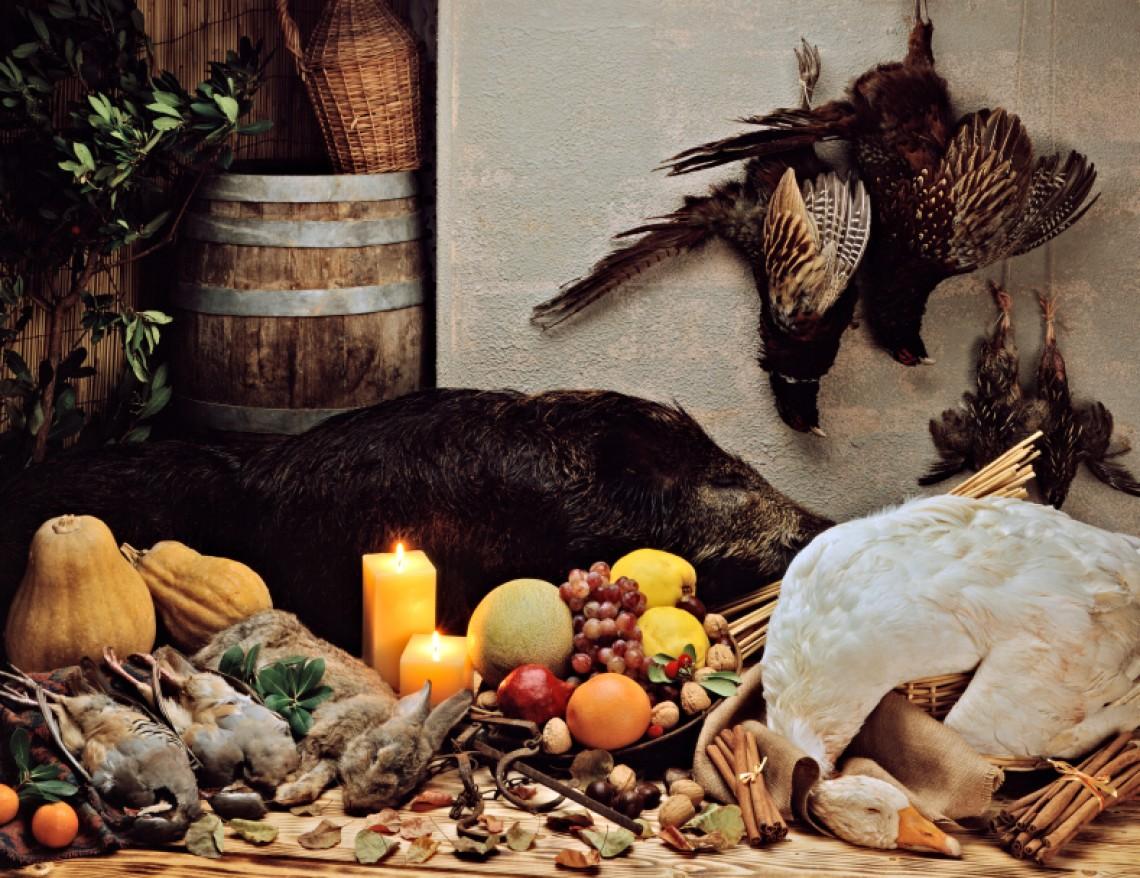 11.1.2019,  Reh und Wildschwein, Wild-Kochkurs mit Monika Böser,Monika Böser  Kocherstr. 11  76694 Forst