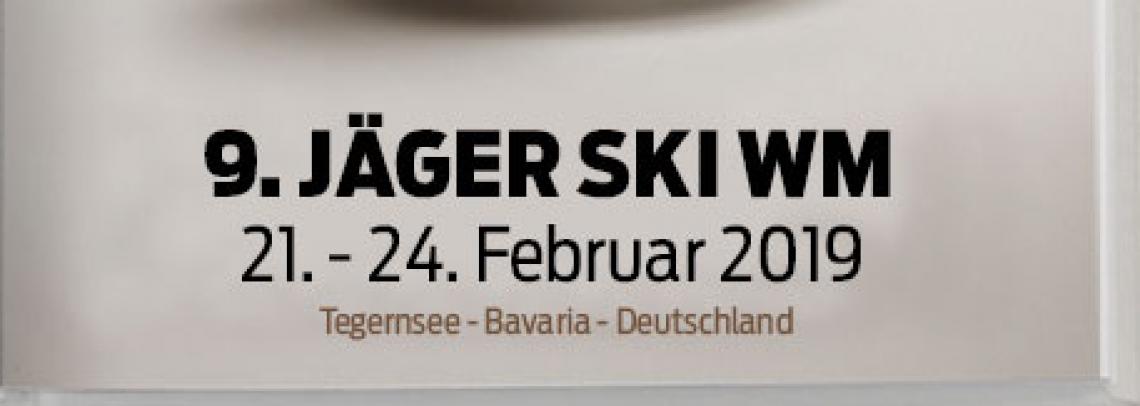 21.2.-24.2.209 , 9.Jägerski WM 2019  Tegernsee