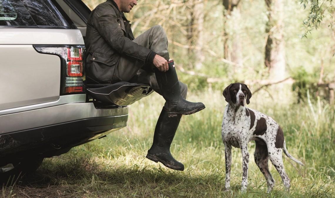 Land Rover Live Jagen zu Gast in Osnabrück