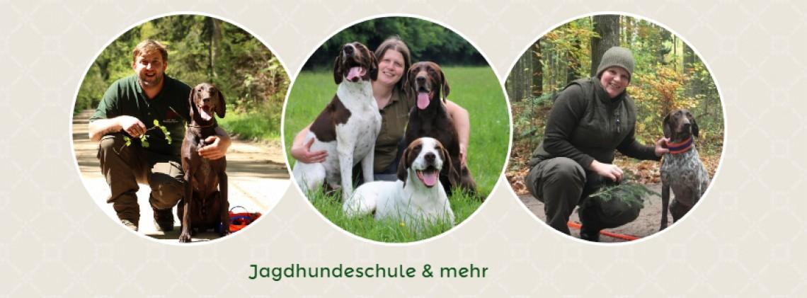 Jagdhundeausbildung: Workshop Feld für Vorstehhunde