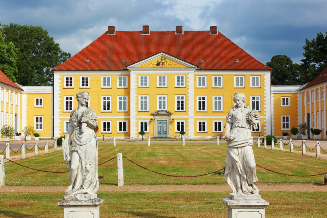 28. März 2020, Jägersilvester 2010, Schloss Wotersen, 21514 Wotersen