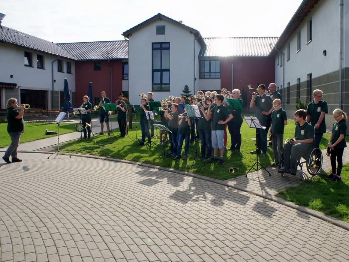 Kinder- und Jugend-Jagdhornbläsercamp 2020