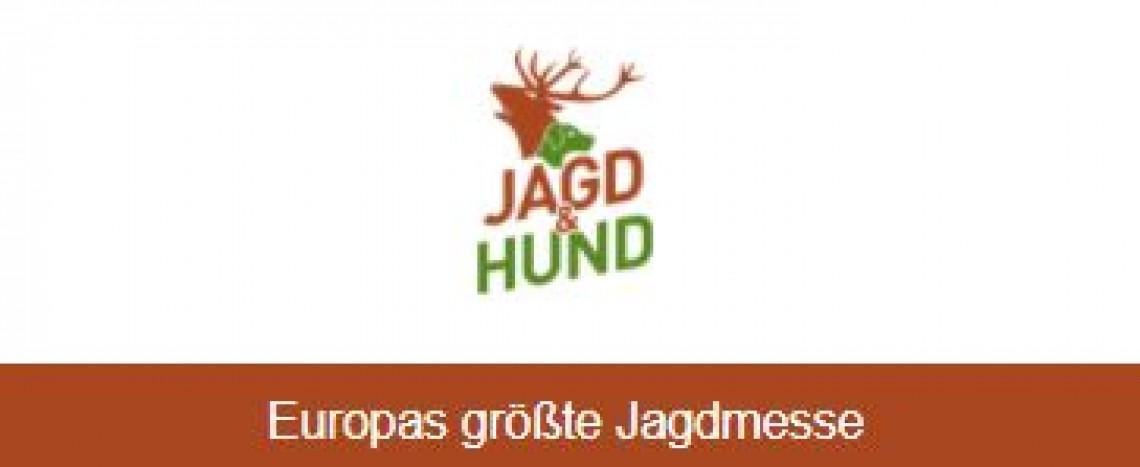 1. - 6. Februar 2022 Jagd und Hund, MESSE DORTMUND