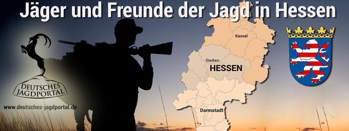 Regionale Jagdnachrichten für Jäger und Freunde der Jagd in Hessen