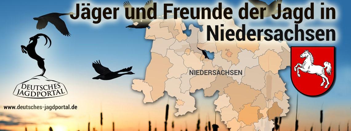 Jäger und Freunde der Jagd in Niedersachsen