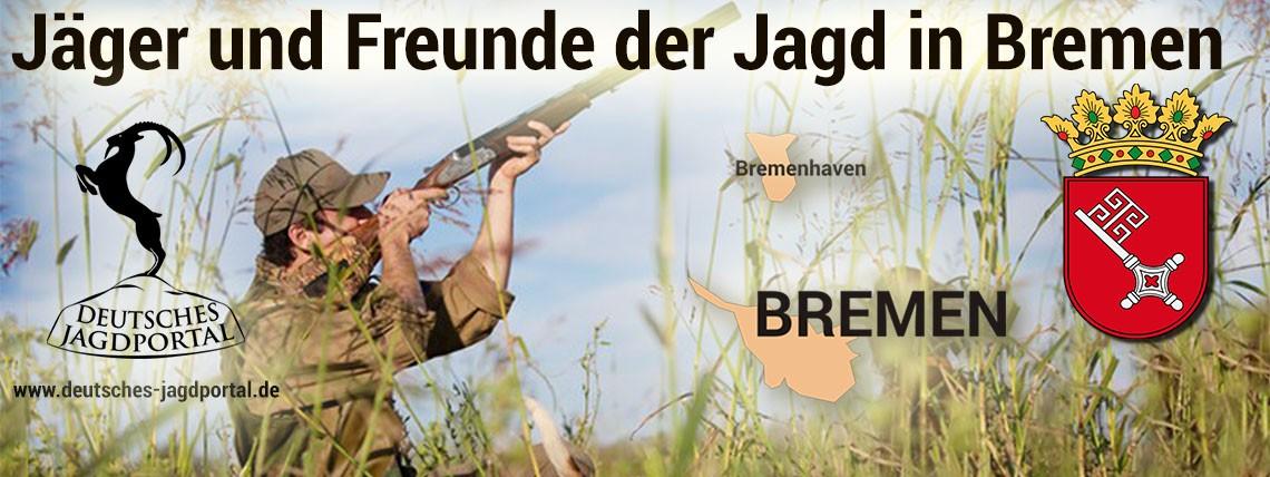 Jäger und Freunde der Jagd in Bremen