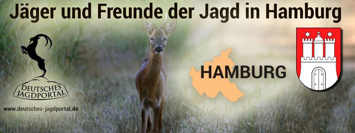 Jäger und Freunde der Jagd in Hamburg