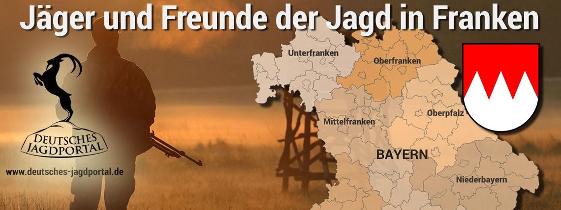 Regionale Jagdnachrichten für Jäger und Freunde der Jagd in Franken
