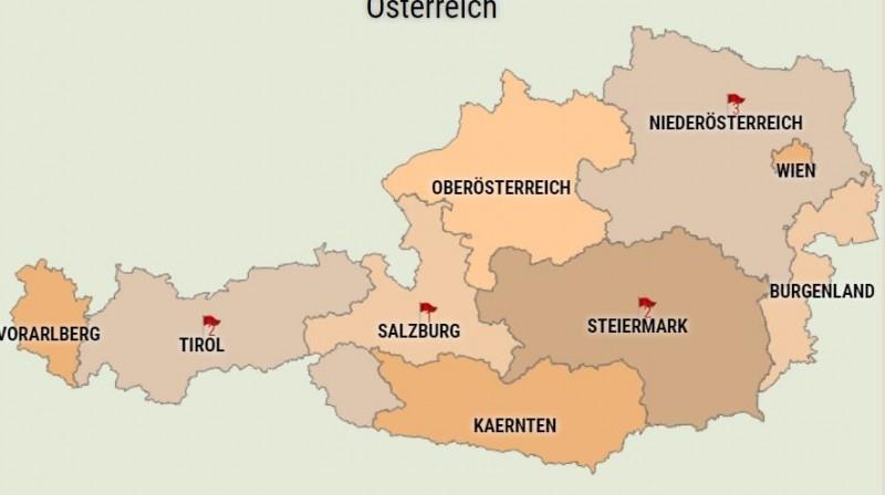 Jagdverpachtung Salzburg (Bezirk Hallein) und Steiermark (Bezirk Mürzzuschlag)Die Österreichischen Bundesforste verpachten 2 Hochwildjagden mit Gamswild im Abschussplan zum 1.4.2022 . Hallein 1.888 ha und Mürzzuschlag 430 ha.https://www.deutsches-jagdportal.de/hunting_db/mapanbitener/index.php?listing_type=bite&Provajder=1%252C3%252C2%252C