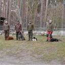 """Landesjagdverband beginnt ASP-KadaversuchhundeausbildungZur Unterstützung bei der Bekämpfung der Afrikanischen Schweinepest (ASP) hat der Landesjagdverband Brandenburg begonnen Kadaver-Suchhunde auszubilden. Die nach etwa einem Monat speziell ausgebildeten Spürnasen sollen tote Wildschweine auffinden und anzeigen.(Michendorf, 22. März 2021) Am vergangenen Samstag hat der Landesjagdverband Brandenburg (LJVB) mit der Ausbildung von Kadaver-Suchhunden begonnen. Die vierbeinigen Jagdhelfer sollen die Schwarzwild- Fallwildsuche in den von der Afrikanischen Schweinepest betroffenen Landkreisen unterstützen. Der LJVB wurde Anfang Dezember vom ASP-Krisenstab gebeten und vom Ministerium für Soziales, Gesundheit, Integration und Verbraucherschutz beauftragt, die Ausbildung zu übernehmen. Bereits Mitte Dezember standen 20 Hunde-Gespanne in den Startlöchern, die aufgrund von fehlenden Zulassungen seitens des zuständigen Ministeriums erst jetzt die Ausbildung beginnen können.""""Wir bedanken uns bei allen Hundeführern, die sich bereit erklärt haben, diese wichtigeTätigkeit zu übernehmen und den langen Weg der Ausbildung mit ihrem vierbeinigen Jagdfreund bestreiten wollen."""" sagt Matthias Schannwell, Geschäftsführer des Landesjagdverband Brandenburg.https://www.ljv-brandenburg.de/16246-2/"""