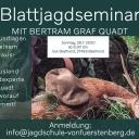 Sonntag, 26. Juli 2020 von 09:30 bis 18:00Blattjagdseminar mit Graf QuadtJagdschule v. FürstenbergAuf dem Gut 4, 21493 Basthorst