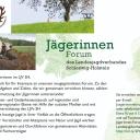 Jägerinnenform Schleswig-Holstein ist gestartet.