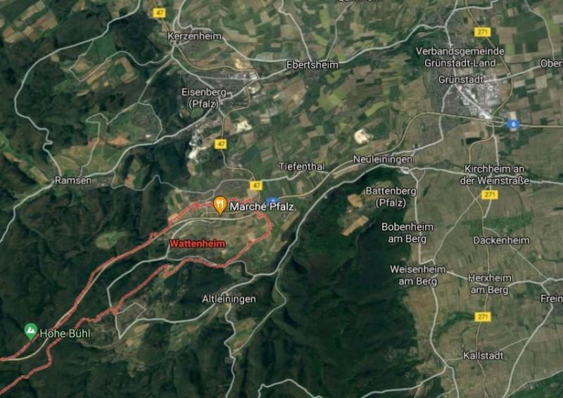 Jagdverpachtung Rheinland-Pfalz  Landkreis Bad DürkheimDie Jagdnutzung des Eigenjagdbezirks der Ortsgemeinde Wattenheim, Wattenheim I, soll ab dem 01.04.2022 als Niederwildrevier auf die Dauer von 9 Jahren neu verpachtet werden. Der Jagdbezirk hat eine Gesamtgröße von 645 ha. Die bejagbare Fläche beträgt 627 ha. Es handelt sich ausschließlich um Waldfläche (FSC-Zertifiziert). Befriedete Bezirke sind nicht vorhanden. Vorkommende Wildarten sind Rehwild, Rotwild und Schwarzwild.Submission ist am 26.8.2021https://www.deutsches-jagdportal.de/hunting_db/mapanbitener/index.php?view=region&page=Rheinland-Pfalz&listing_type=bite&Provajder=1,3,2,&country=Deutschland